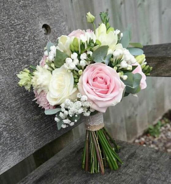 1.6.2019 - naše růžovo- přírodní svatba - Obrázek č. 8
