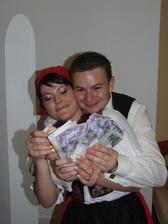 počítame peniažky:)