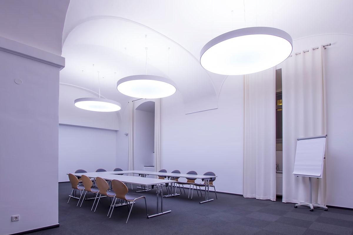 Kruhové svetelné stropy - Obrázok č. 1