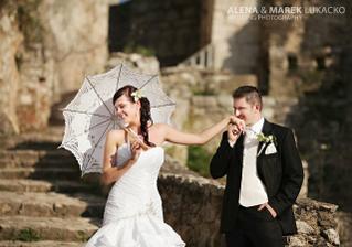 Náš svadobný deň