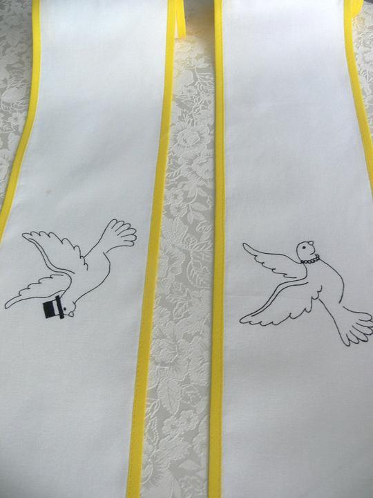 Svatební doplňky v barvě žluté - Obrázek č. 1
