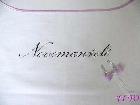 Bryndák pro novomanžele s podkovou - Obrázek č. 2