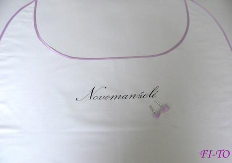 Bryndák pro novomanžele s podkovou - Obrázek č. 3