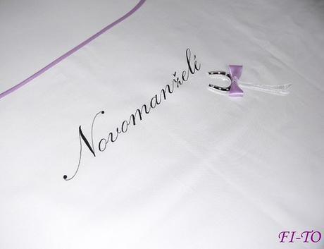 Bryndák pro novomanžele s podkovou - Obrázek č. 4