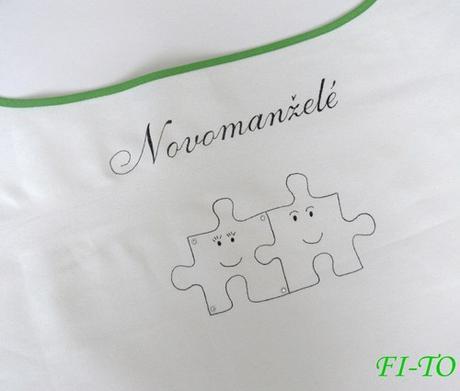 Bryndák pro novomanžele puzzle - Obrázek č. 1