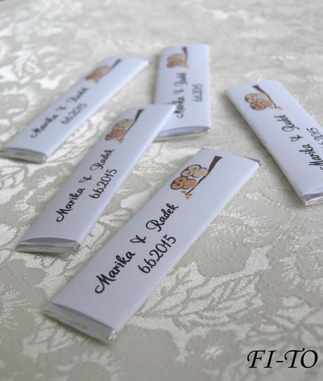 Žvýkačky se sovičkami 10ks - Obrázek č. 3