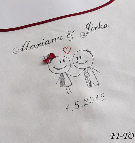 Bryndák pro novomanžele nové postavičky - Obrázek č. 1