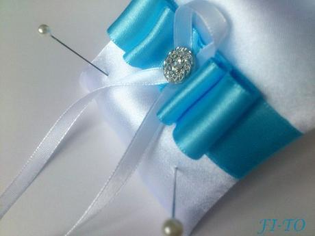 Mini svatba sv. modrá - Obrázek č. 1