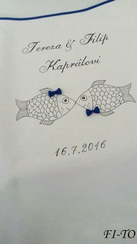Bryndák pro novomanžele kapříci - Obrázek č. 1