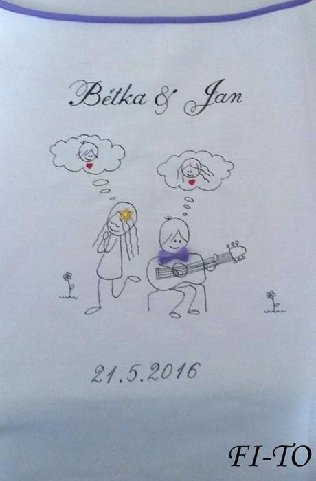 Bryndák pro novomanžele s kytarou - Obrázek č. 1