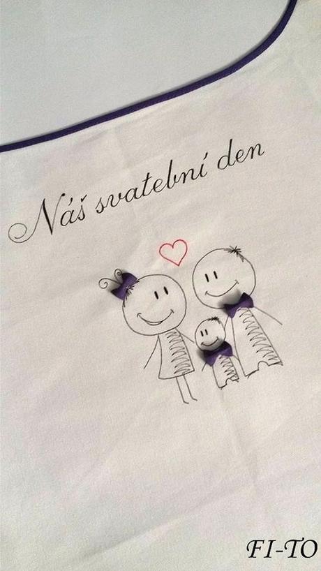Bryndák postavičky nové s dítětem - Obrázek č. 1