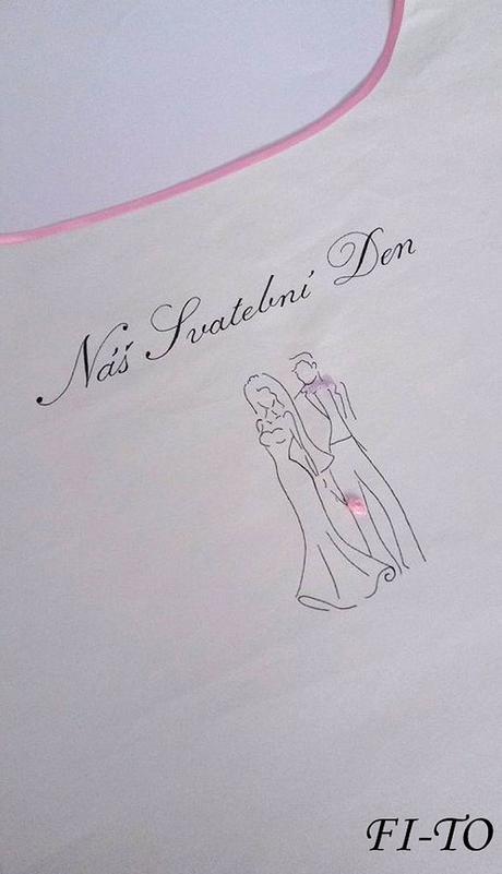 Bryndák pro novomanžele siluety - Obrázek č. 1