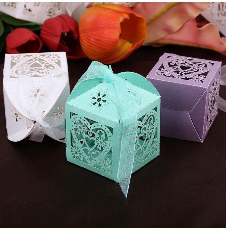Krabičky na svatební mandle - Obrázek č. 1