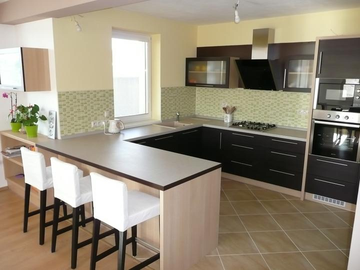 kuchyneprekazdeho - Dvierka-avola hnedá, korpus-dub ferrara natur