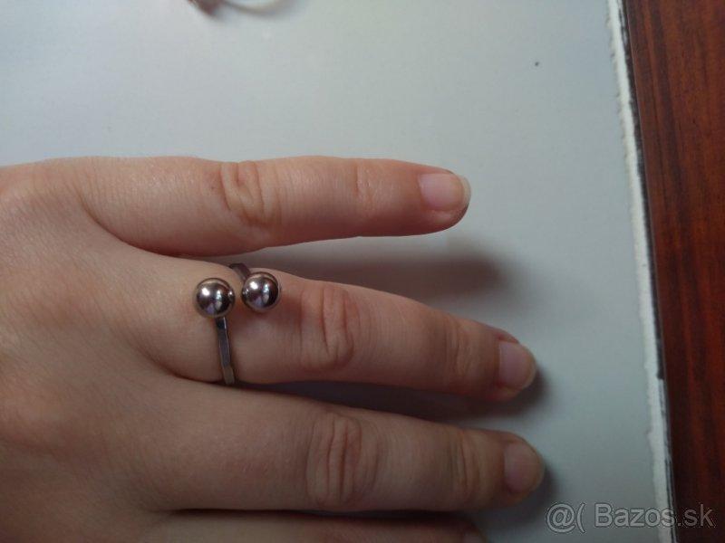 Prstene z chirurgickej ocele - Obrázok č. 2