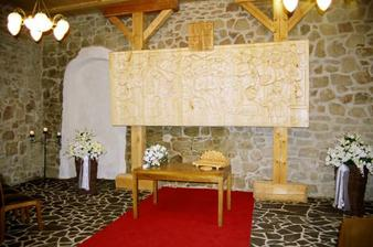 Slezskoostravský hrad - tady bude obřad