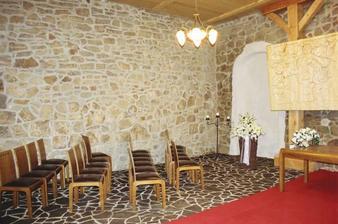 obřadní sín Slezskoostravského hradu