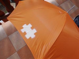 drobná úpravička deštníku :-)