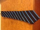 Jednou nošená kravata,