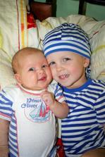 ...sourozenci se mají strašně rádi...vyhlédli si nás a sami sebe navzájem...