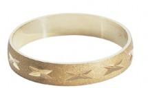 tyhle prstýnky jsme si vybrali, v jednoduchosti je krása, jsou opravdu úžasné