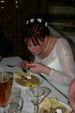 ...a fantastická svíčková (dančí, houskové a karlovarské knedlíky)