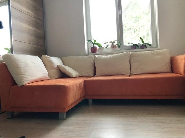 Rohová sedačka - Obrázok č. 1