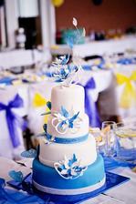 a nakonec Náš dort :-D