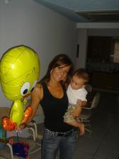 Lukasko a maminka