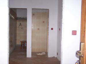 Obklady koupelny a WC