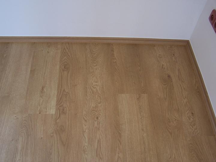 Po letech zasloužené bydlení - Detail podlahy-selský vzor