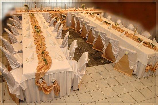 LUCKA A MAJKO - Toto je výzdoba na našu svadbu