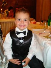 Naše krstniatko Austinko