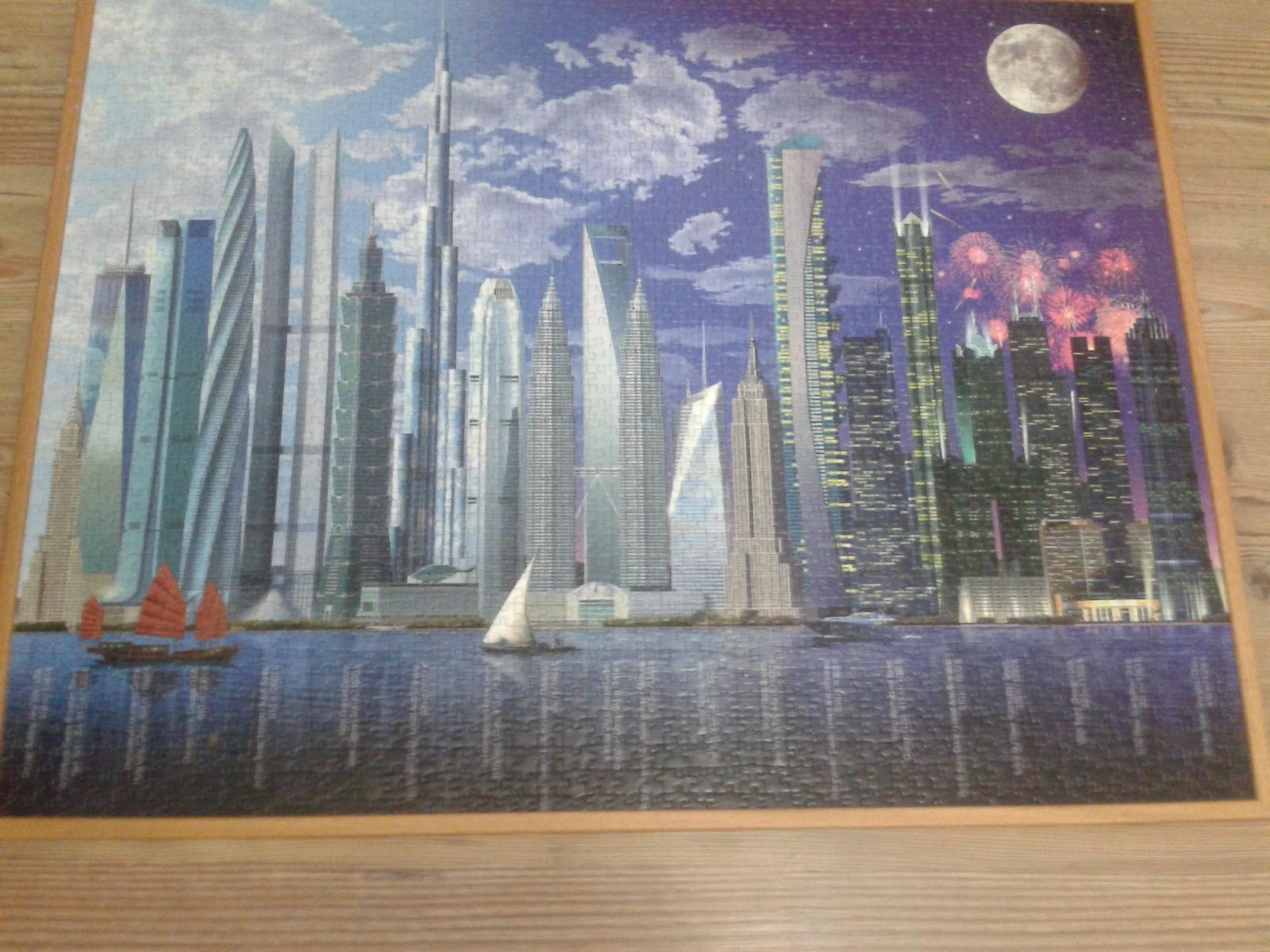 Veľký obraz do detskej izby - puzle - Obrázok č. 3