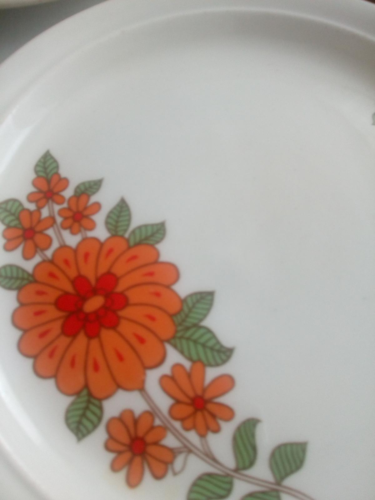 4 dezertné tanieriky - Obrázok č. 1