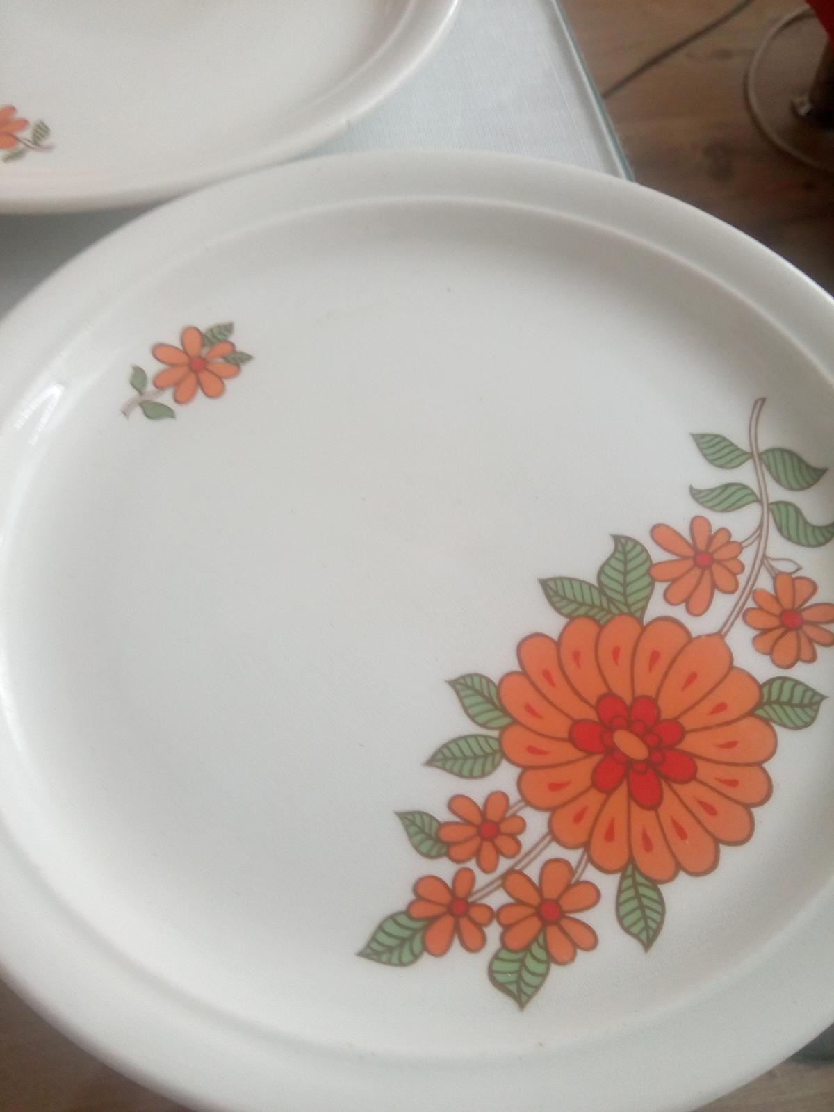 4 dezertné tanieriky - Obrázok č. 2