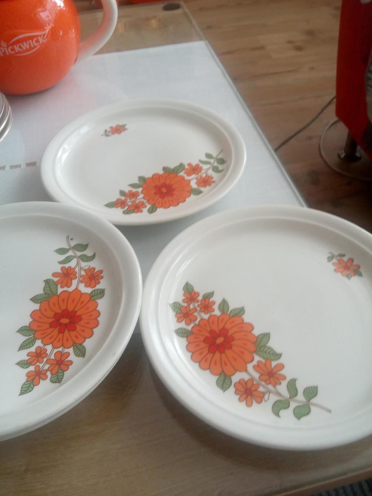 4 dezertné tanieriky - Obrázok č. 3
