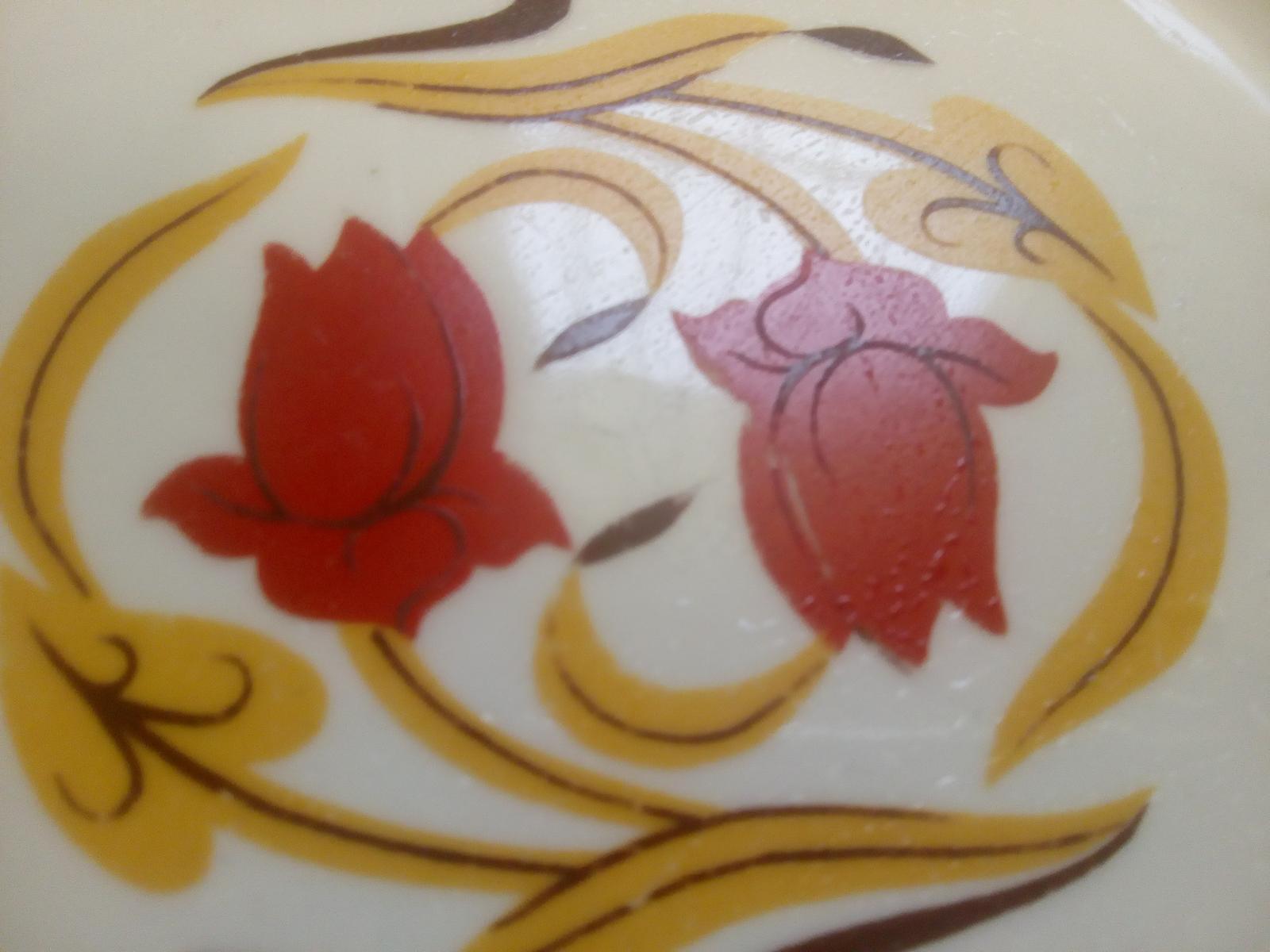 starý tanierik - Obrázok č. 1