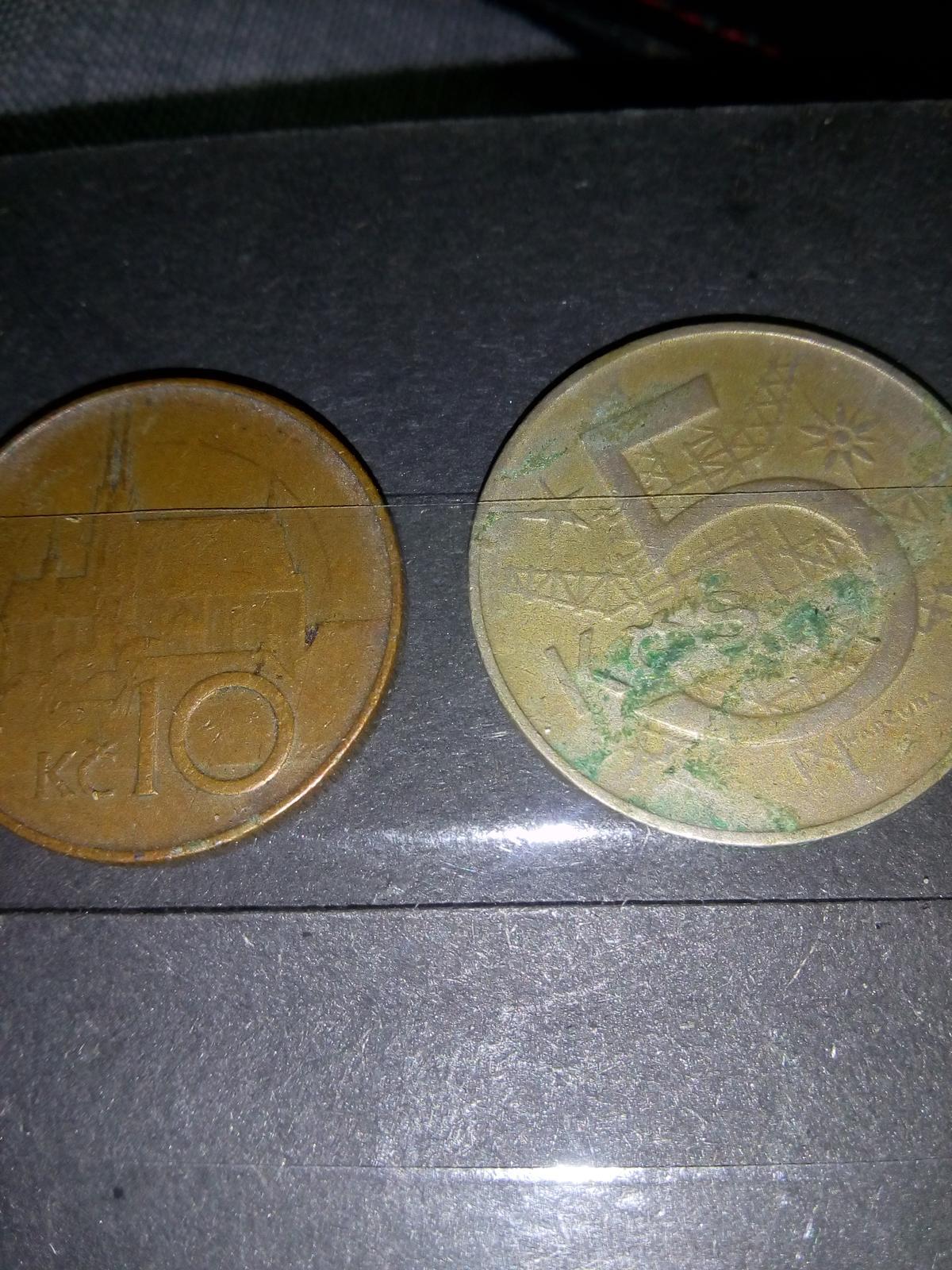 zberateľské mince - Obrázok č. 1