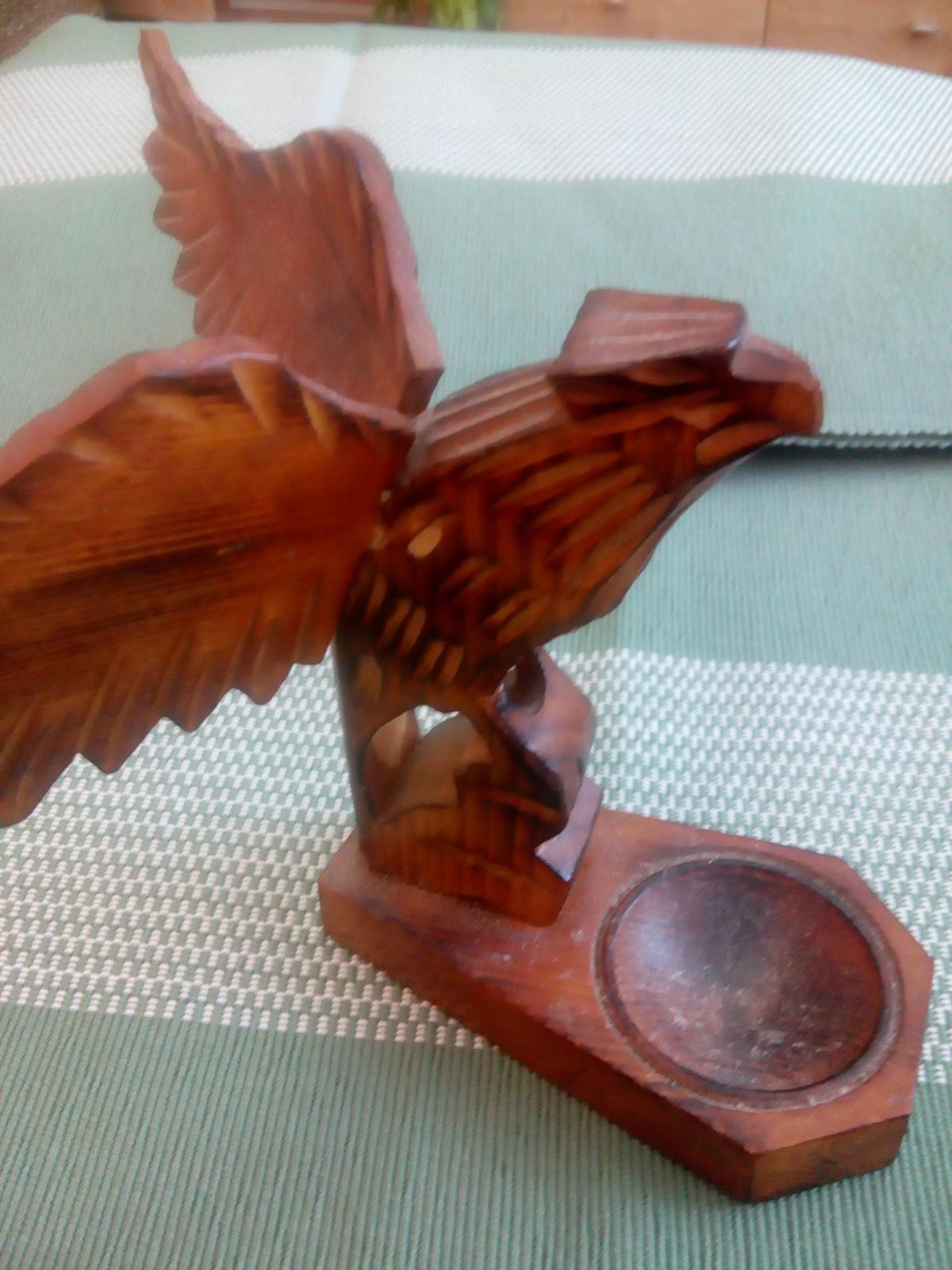 dreveného orla - Obrázok č. 1