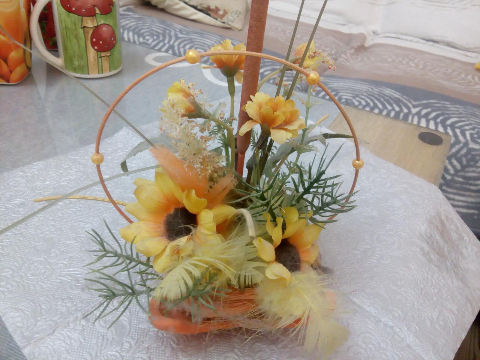 jarná letná dekorácia - Obrázok č. 1