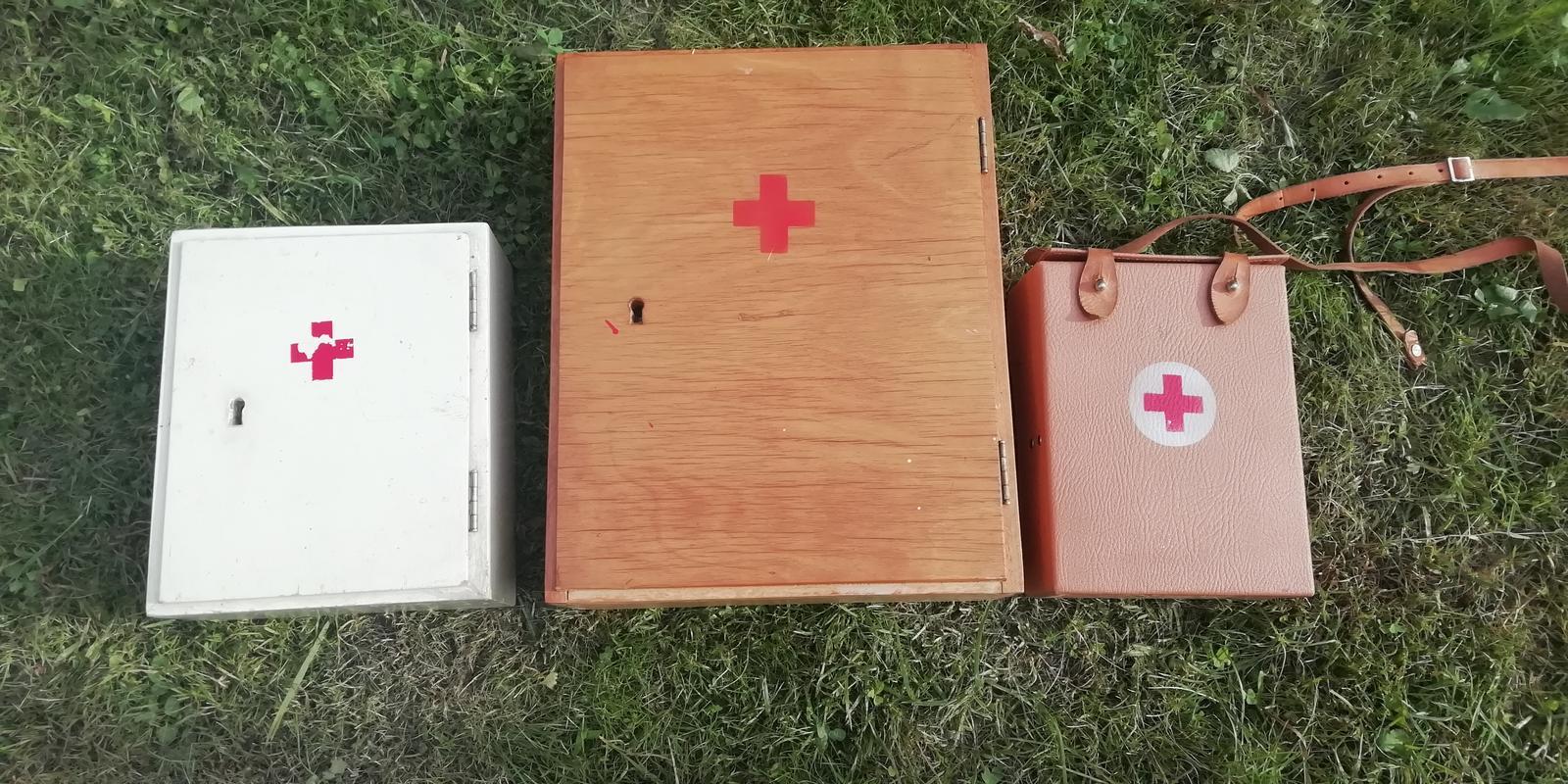 Retro lekárničky - Obrázok č. 1