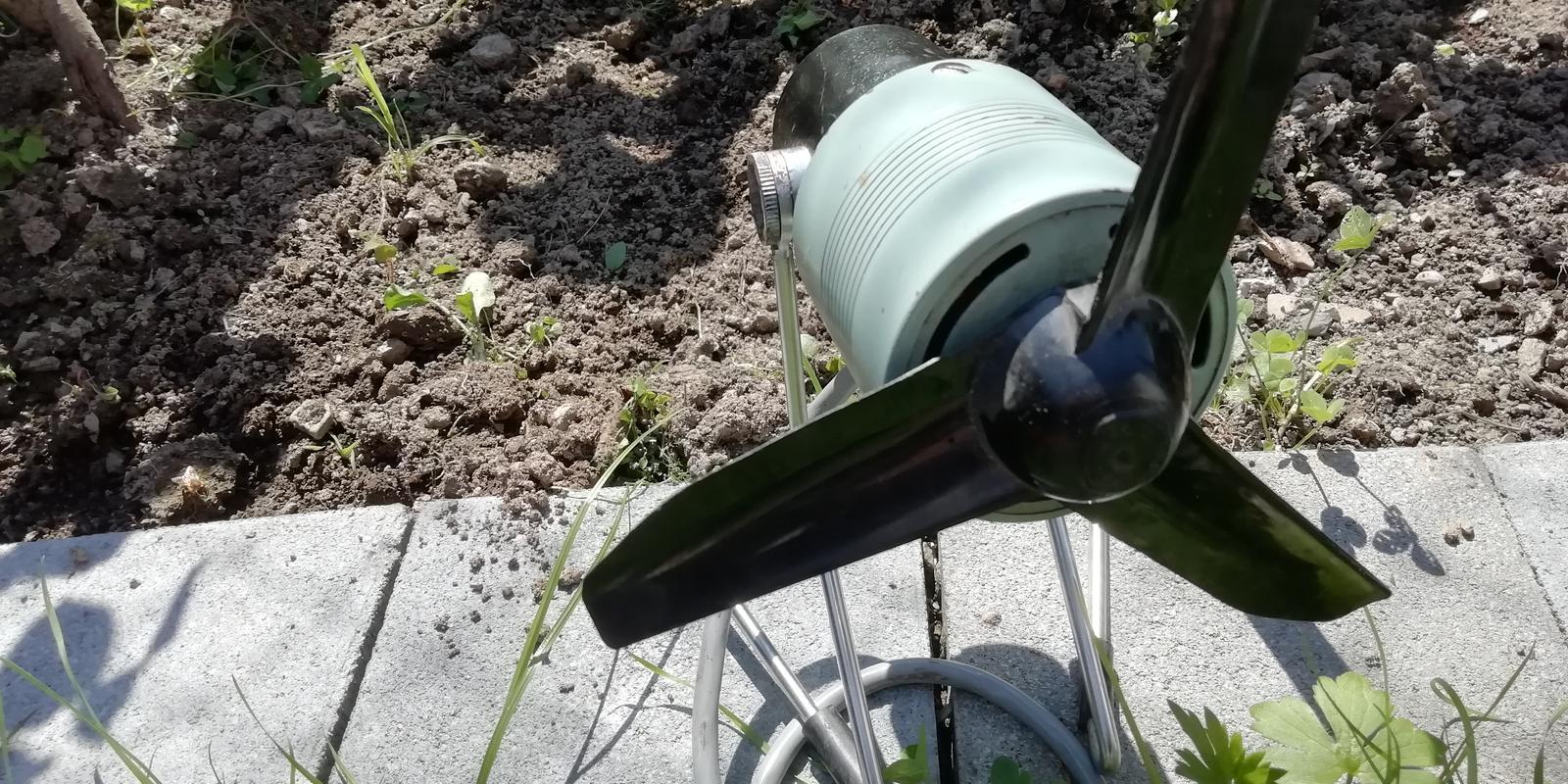 Stolový ventilátor - Obrázok č. 1