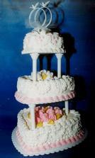 tohle bude hlavní dort