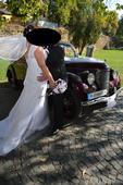 Svadobné šaty-zoštíhľujúce veľ.44 46 48, 46