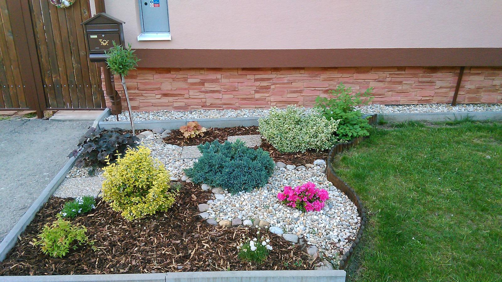 #zahrada  kusok nasej zelene :-) - Obrázok č. 1