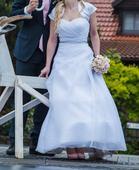 Svatební šaty A Bela Noiva (vel. 36-42), 38