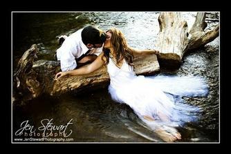 krásná fotka - snad byla voda teplá...