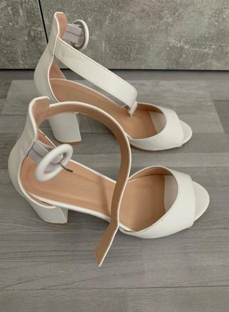 Svadobné koženné sandalky Tulipano  - Obrázok č. 4