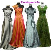 Spoločenské šaty pre svadobné matky- 36-56, 48
